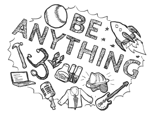 Be Anything! Evening Event @ Trailside Event Center
