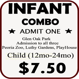 ComboINFANT2Ticket