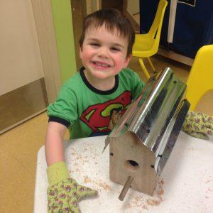 Maker Workshop: Birdhouse Basics
