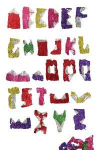 Open Art Studio: Alphabet Artist with Sara Barlow