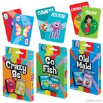 Card Games: $3 and up Ages 4+