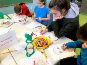 Open Art Studio: Self-Portraits