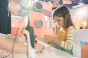 Be Anything Career Day: Makers & Fixers