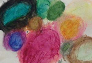 Maker Workshop: Melted Crayon Art