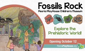 Exhibit Opening: Fossils Rock