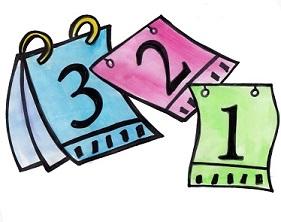 Tot Time: Calendar