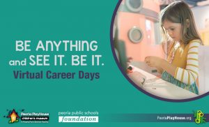 Be Anything!/See it. Be it. Virtual Career Days