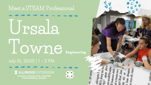 Meet a STEAM Professional: Engineering