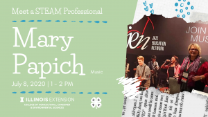 Meet a STEAM Professional: The Arts in Education