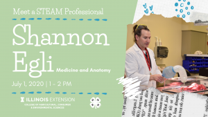 Meet a STEAM Professional: Medicine and Anatomy