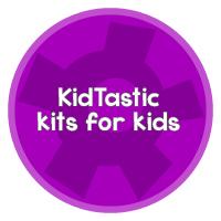 KidTastic Button