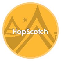HopScotch button