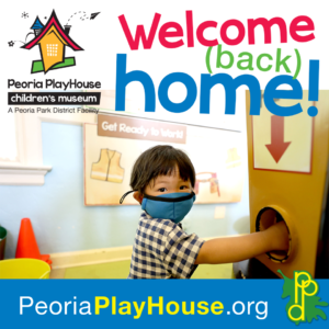 PlayHouse Opens: Welcome (back) home!